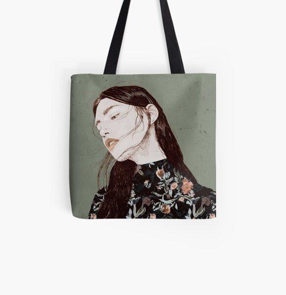 THE REVENGE ELENA GARNU All Over Print Tote Bag