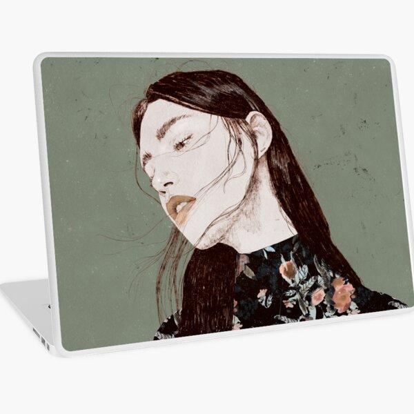 THE REVENGE ELENA GARNU Laptop Skin