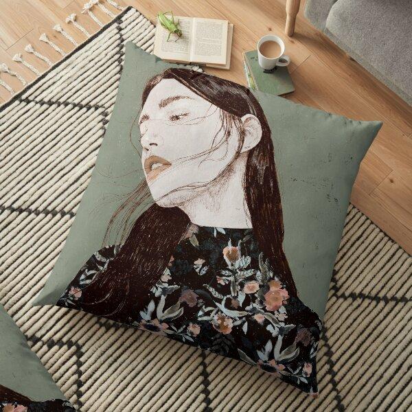 THE REVENGE ELENA GARNU Floor Pillow
