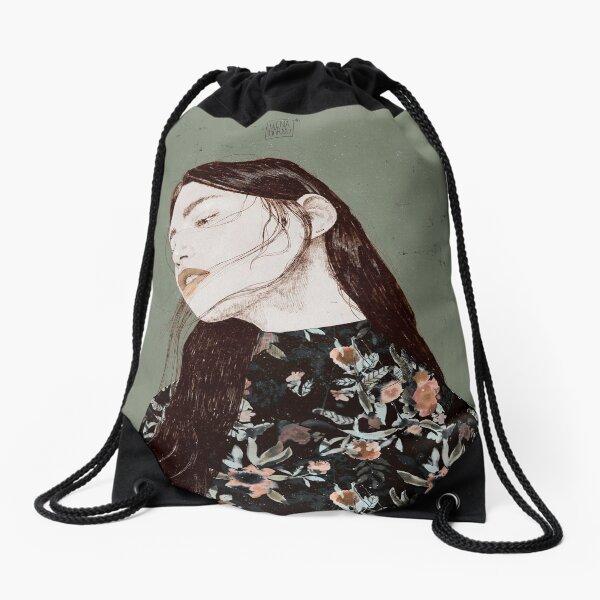 THE REVENGE ELENA GARNU Drawstring Bag
