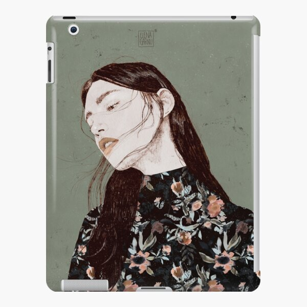 THE REVENGE ELENA GARNU iPad Snap Case