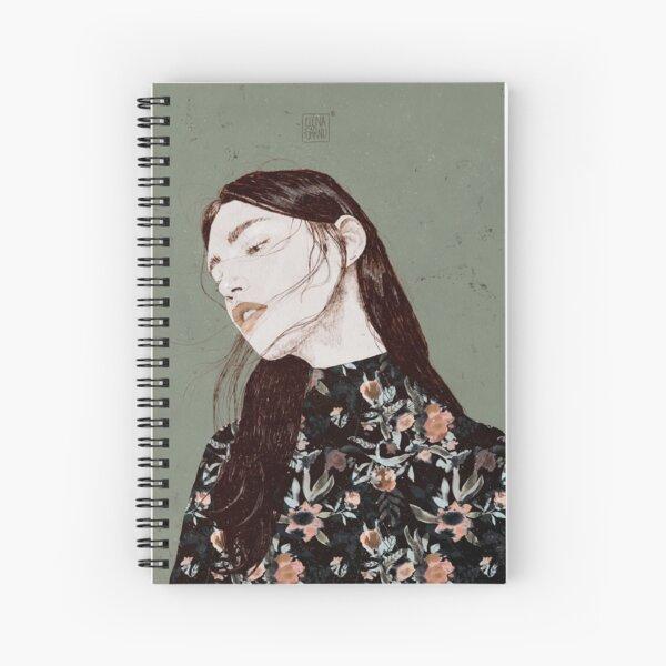 THE REVENGE ELENA GARNU Spiral Notebook