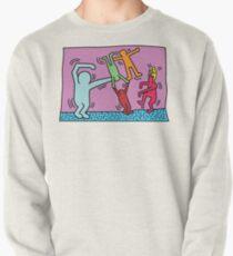 Sudadera cerrada Keith Haring x Govinda
