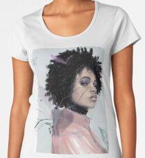 SHADOW by Elena Garnu Women's Premium T-Shirt