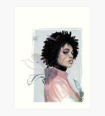 SHADOW by Elena Garnu Art Print