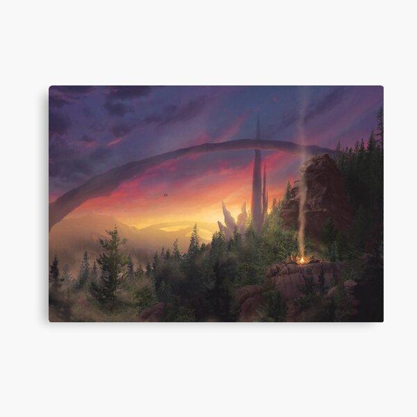 Safe Haven (10 prints left!!) Canvas Print