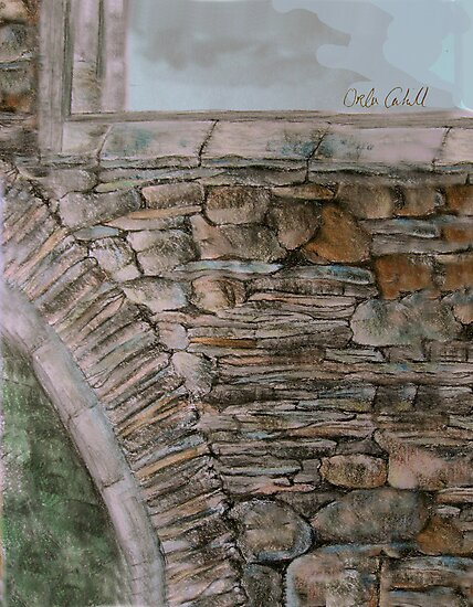 Old Ruin by Orla Cahill