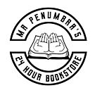 Mr Penumbra's 24 Hour Bookstore Logo by Charlotte MG