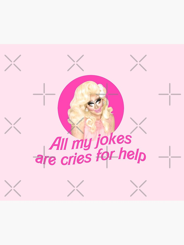 Trixie Jokes - Rupaul's Drag Race by covergirl