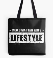 MMA Lifestyle Brand - Block Tote Bag
