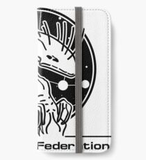 Stellaris alien. iPhone Wallet/Case/Skin