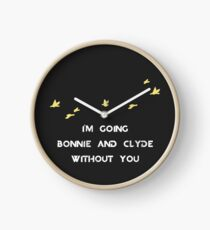 Without You Clock