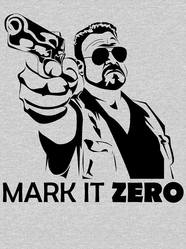 Mark It Zero | Unisex T-Shirt