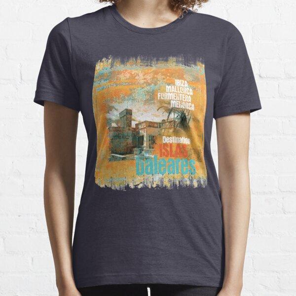destination baleares Essential T-Shirt