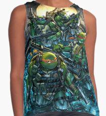 Teenage Mutant Ninja Turtles - Navy Seals Contrast Tank