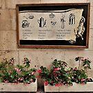 The Menu...................Rome by Fara