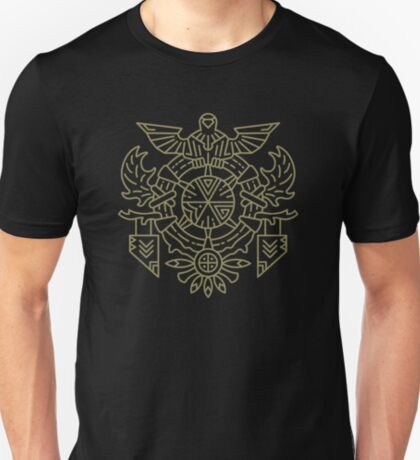 On Mountain High – Allied Race Crest (color) T-Shirt