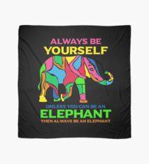 Elefant Dickhäuter  Tuch