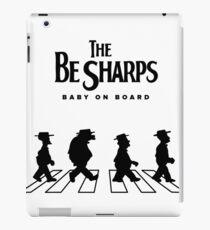 Be Sharps  iPad Case/Skin