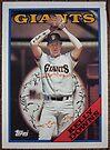 064 - Kelly Downs by Foob's Baseball Cards