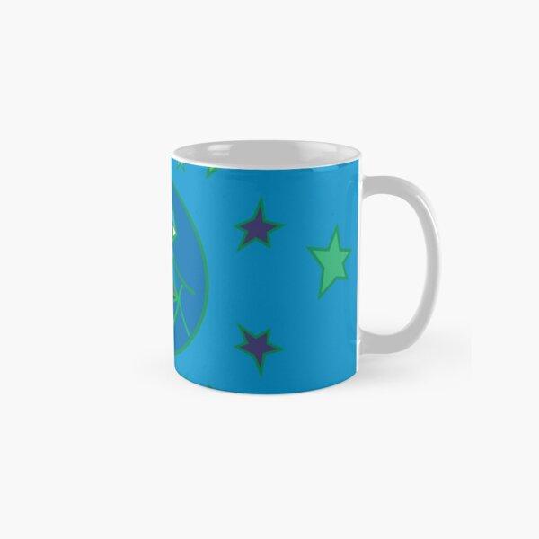 Moon & Stars on Blue Field of Stars #1 Classic Mug