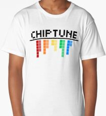 Chiptune Long T-Shirt