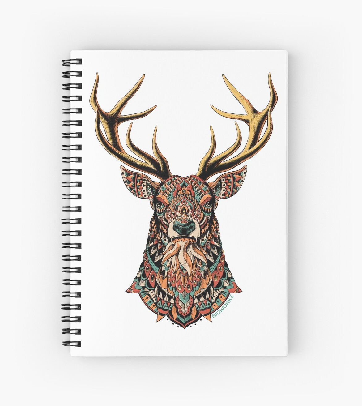 Ornate Buck by BioWorkZ