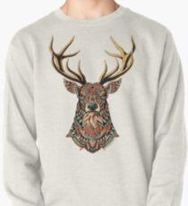 Ornate Buck Pullover