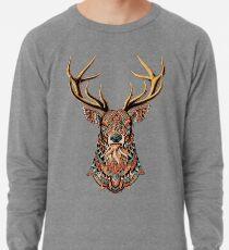 Verzierter Buck Leichtes Sweatshirt