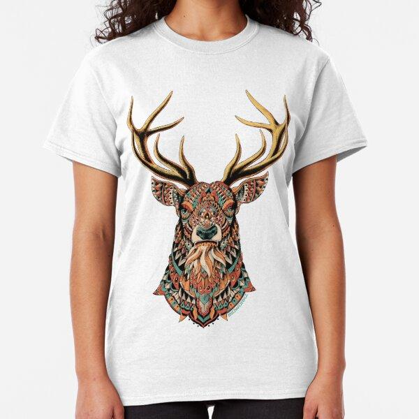 Ornate Buck Classic T-Shirt