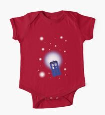 TARDIS In Space One Piece - Short Sleeve
