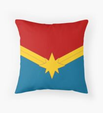 Carol Danvers  Throw Pillow