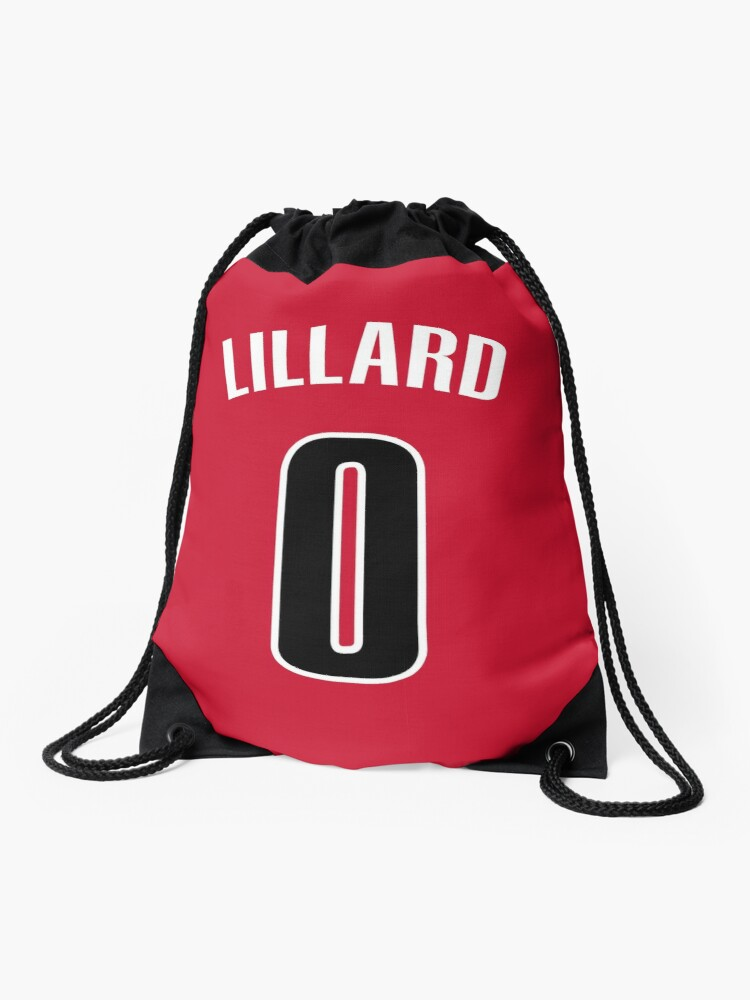 quality design a4afe 69368 Damian Lillard Jersey Bag | Drawstring Bag