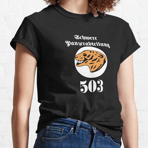 Schwere Panzerabteilung 503 Classic T-Shirt