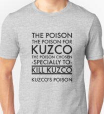 The Poison. in black Unisex T-Shirt