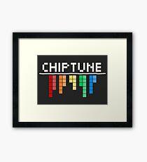 Chiptune Framed Print
