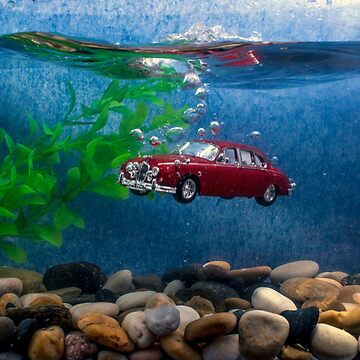 Jaguar MkII by AlanOrgan