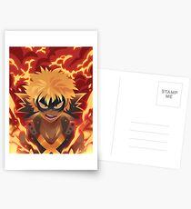 Bakugo! My Hero Academia!! Postcards