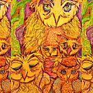 Owl Vision by Jilly Jesson Smyth