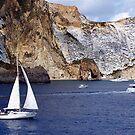 Mediterranean Dream by Nancy Richard