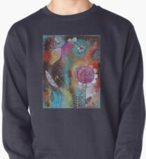 Funky Flowers Pullover