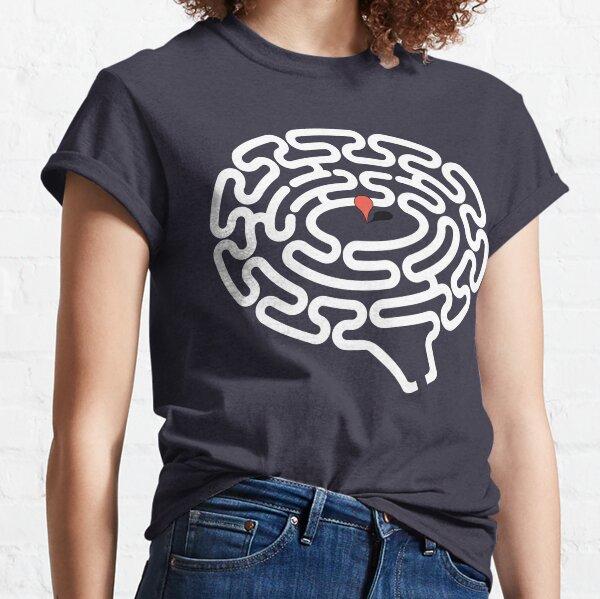 Brain Maze Classic T-Shirt