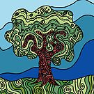 Earth Tree by Sheri42