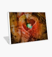 Treasure Your Heart Laptop Skin