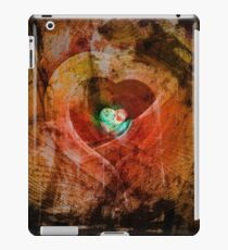 Treasure Your Heart iPad Case/Skin