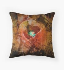 Treasure Your Heart Throw Pillow