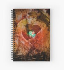 Treasure Your Heart Spiral Notebook
