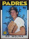 084 - Ed Wojna by Foob's Baseball Cards