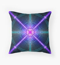 Abstract Pattern Art Throw Pillow