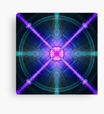 Abstract Pattern Art Canvas Print